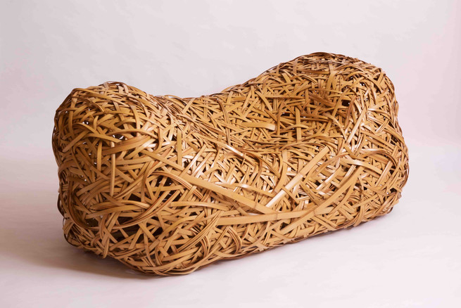 竹のランプソファー Bamboo Lamp Sofa