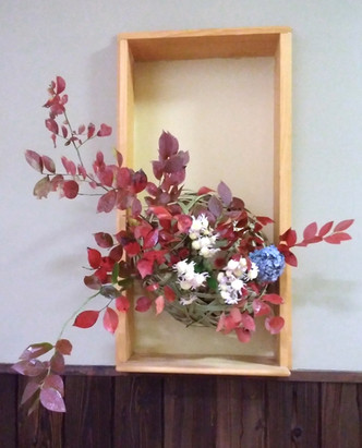 中山さま Arranged by Ms. Nakayama