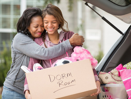 What do your kids actually need to bring with them to University/College?