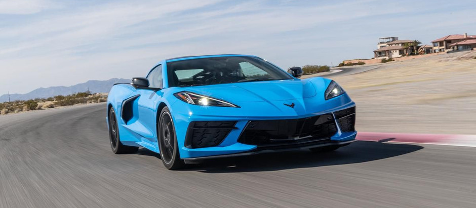 C8 Corvette Flying Frunk Issues Reported