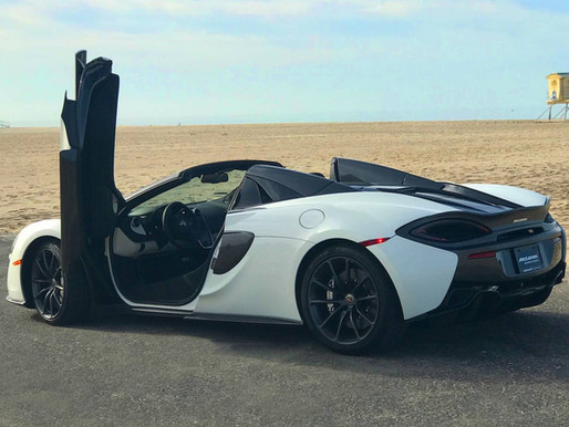 McLaren Sells 5,000th Car in North America.