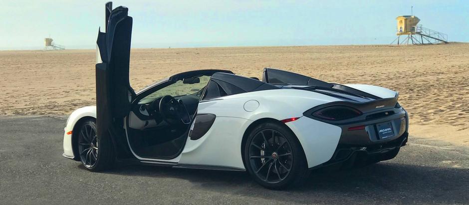 McLaren Sells 5,000th Car in North America.