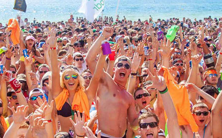 How to keep your valuables safe over spring break!