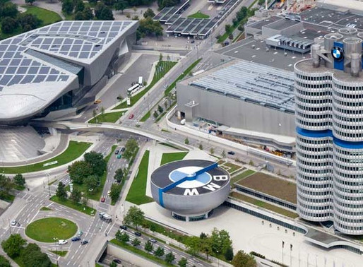 Who Will Be Next? BMW Offices Raided by Emissions Investigators.