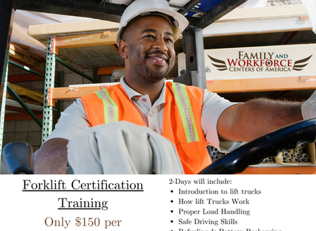 OSHA Forklift Certification Program