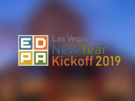 EDPA Las Vegas New Year Kick Off 2019