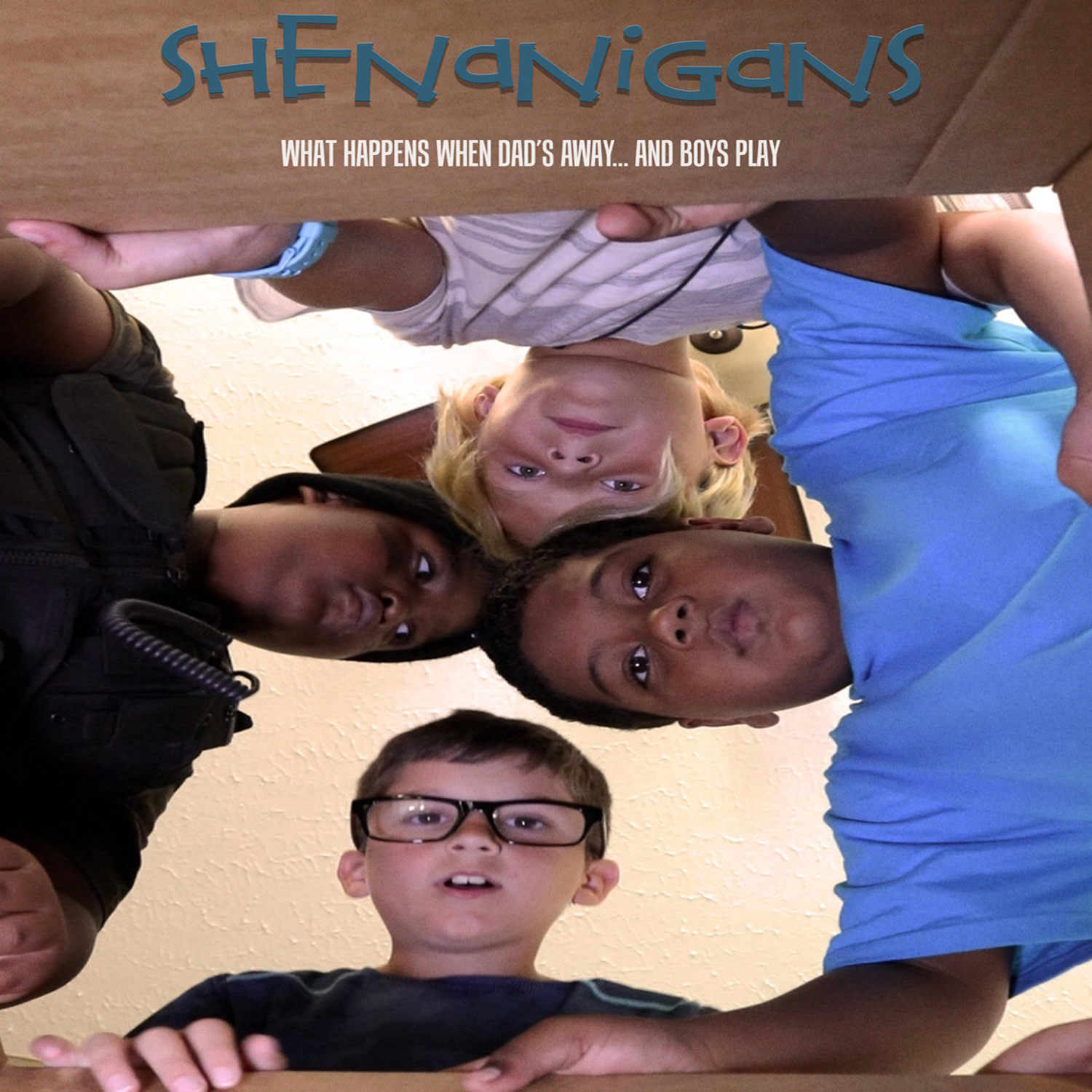 Shenanigans The Move Cover