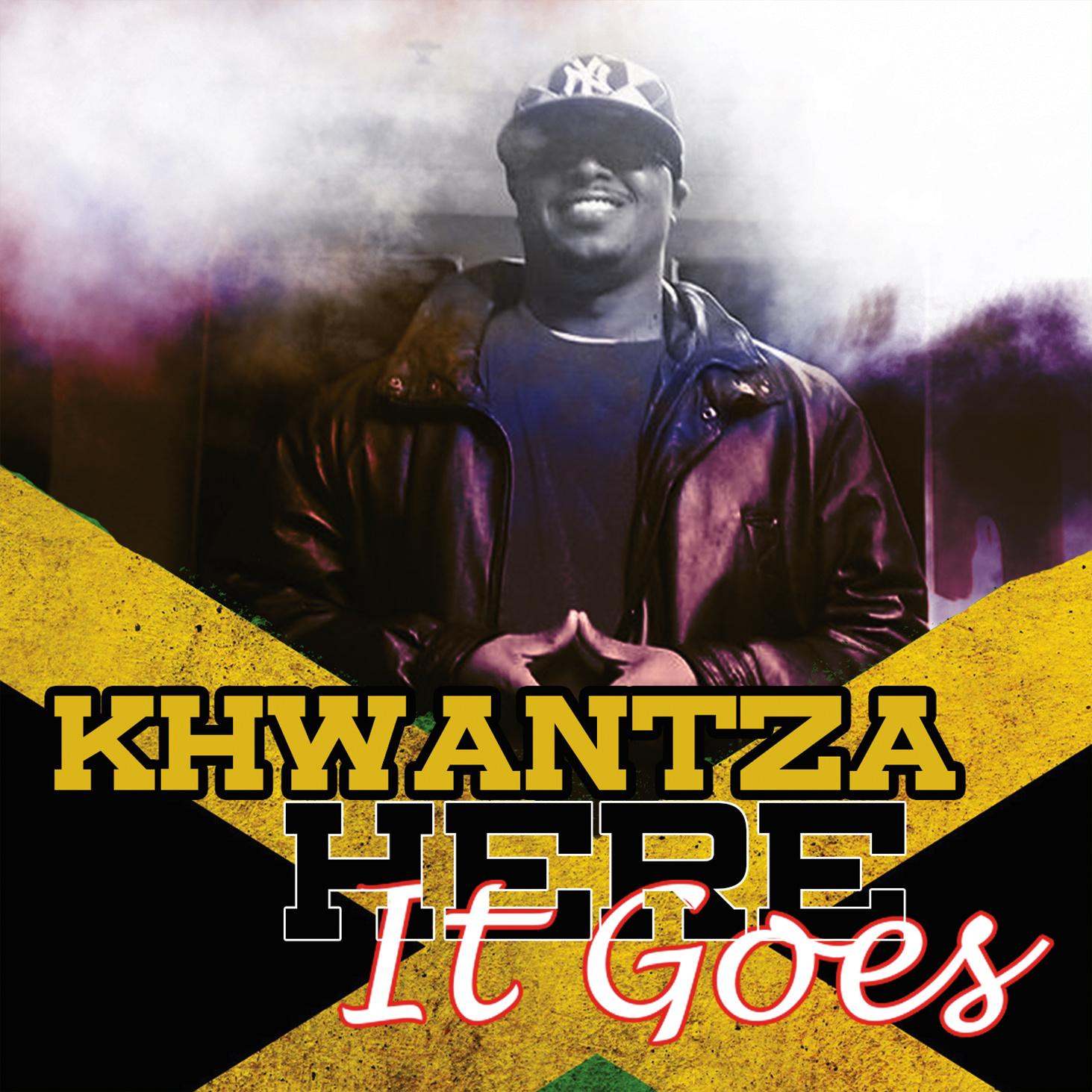 khwantza CD Cover
