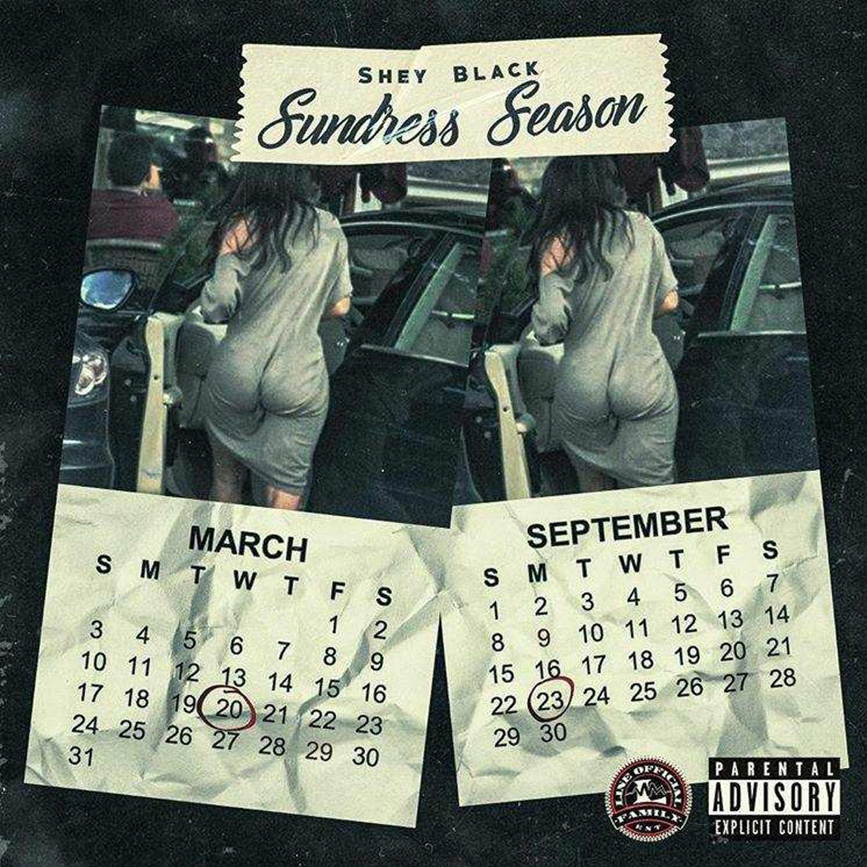 Shey Black _Sundress Season Cover_