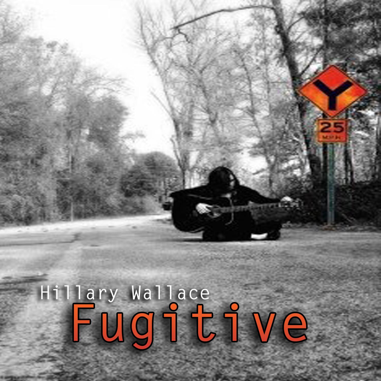Hillary Fugitive CD Cover