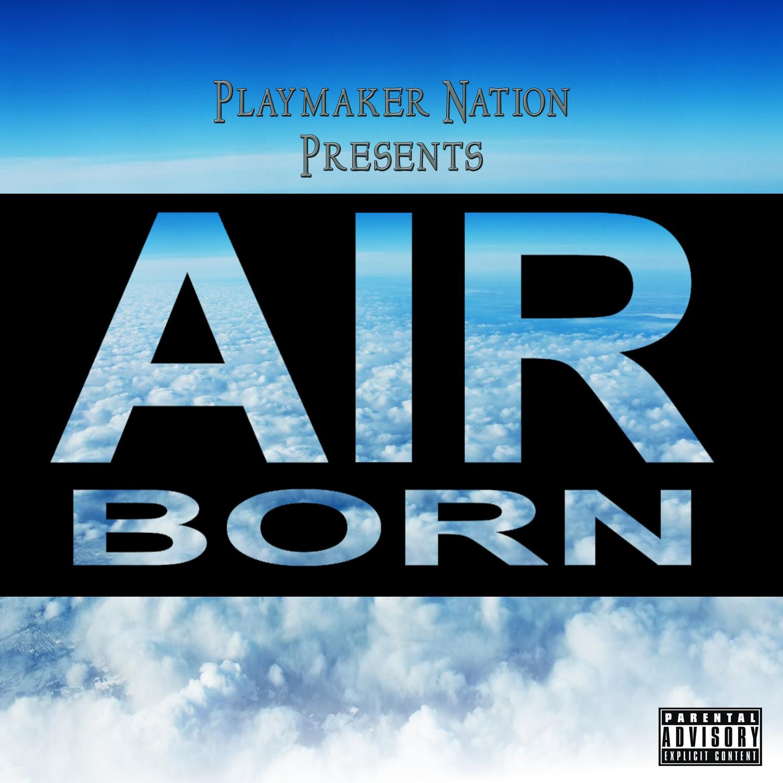 Air Born CD Cover