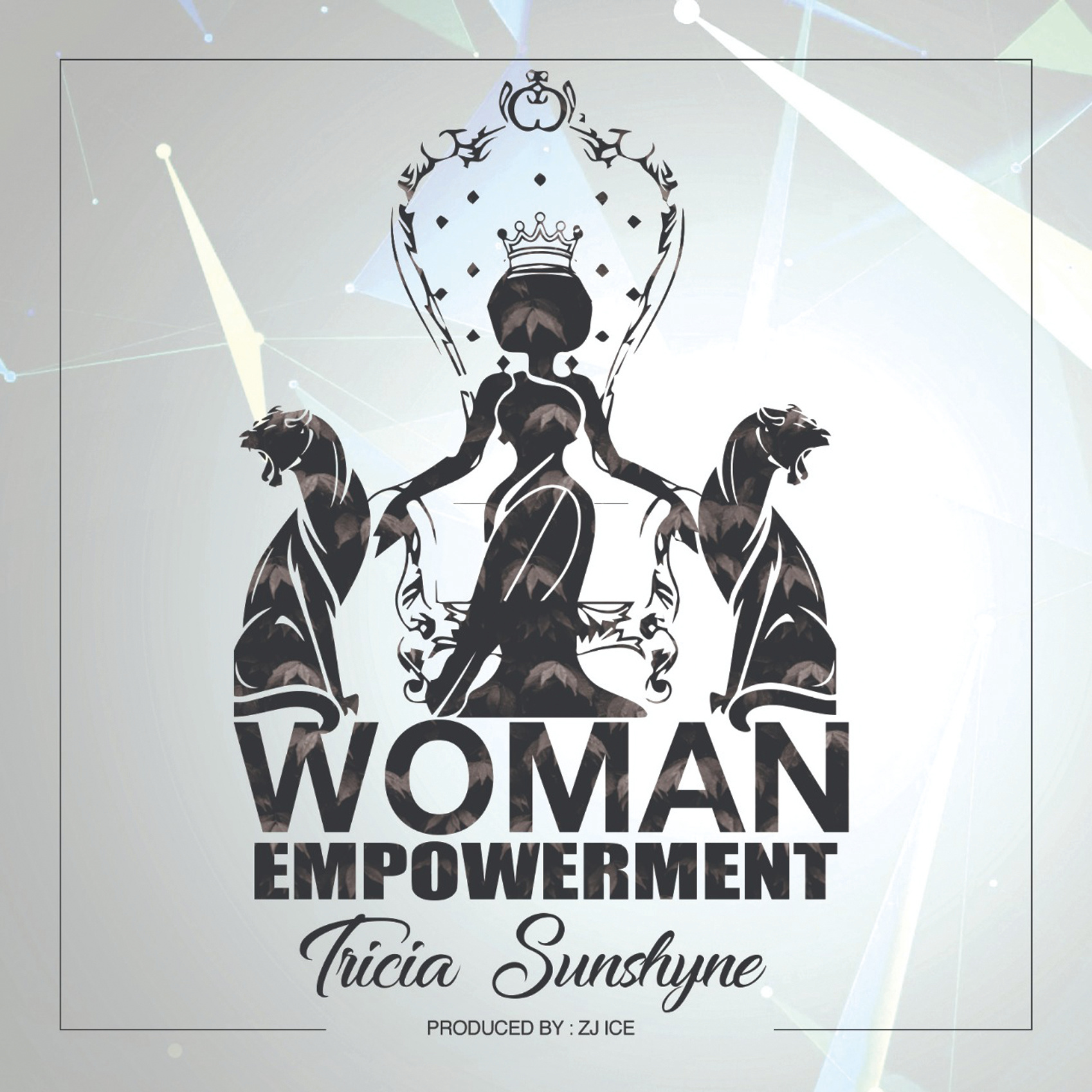 Tricia Sunshine Woman Empowerment Cover.