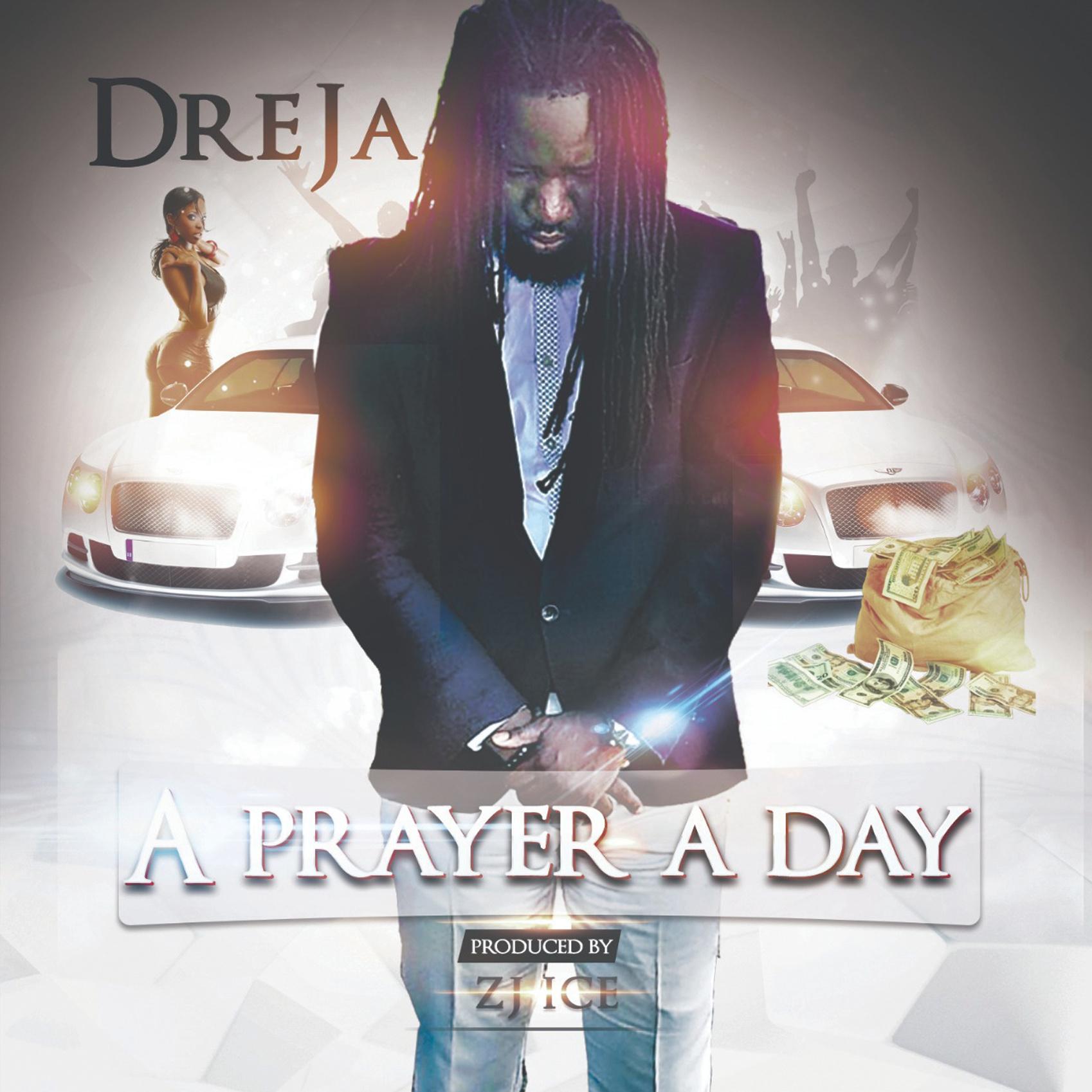 Dre Ja A Prayer A Day Cover