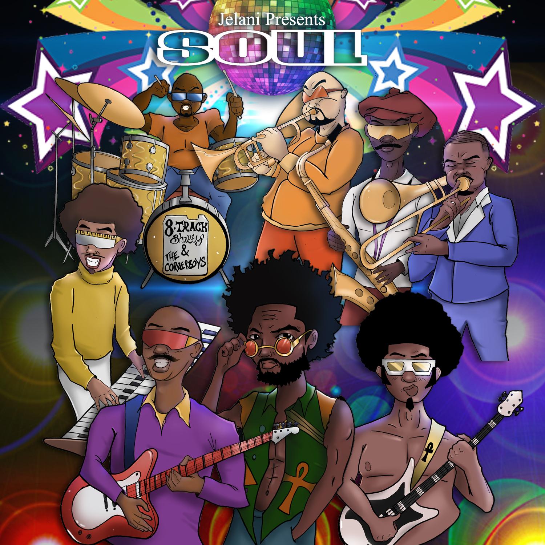 Soul CD Cover