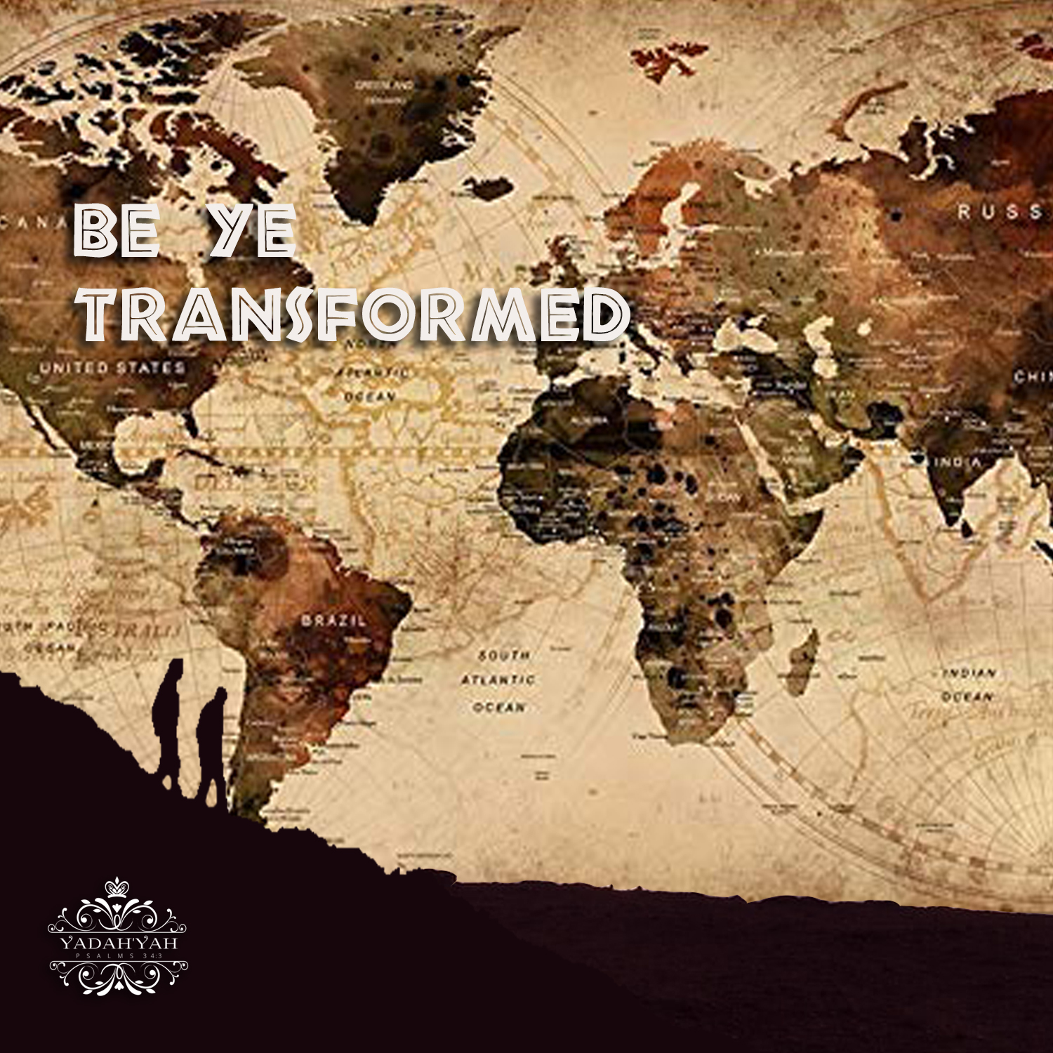 Be Transformed Cover