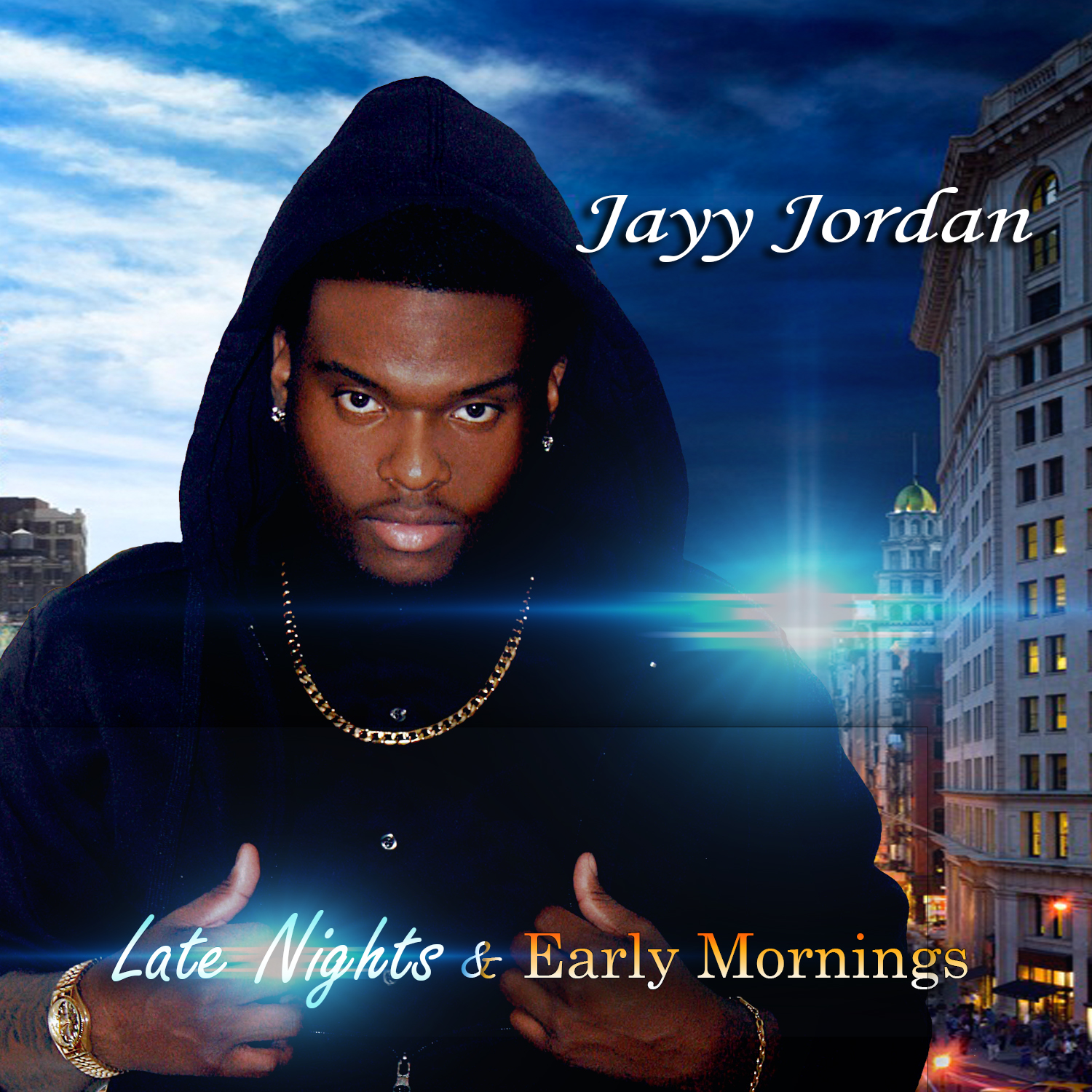 Late Night & Early Morning CD Cover