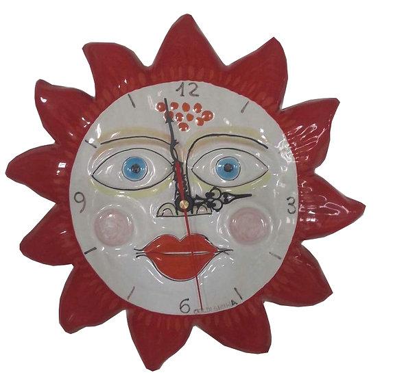 orologio sole, vari colori