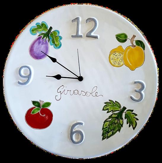 orologio diametro 35 folk vari decori