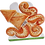 Thumbnail: porta tovaglioli in bassorilievo vari decori