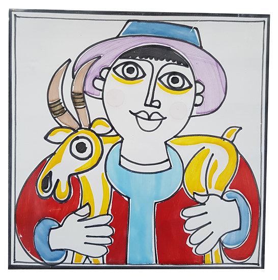 piastrella cm 15 x 15 art. 297 Pastore