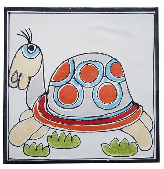 piastrella cm 15 x 15 art. 297 Tartaruga