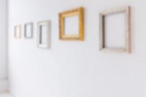Fotogrammi sulla parete