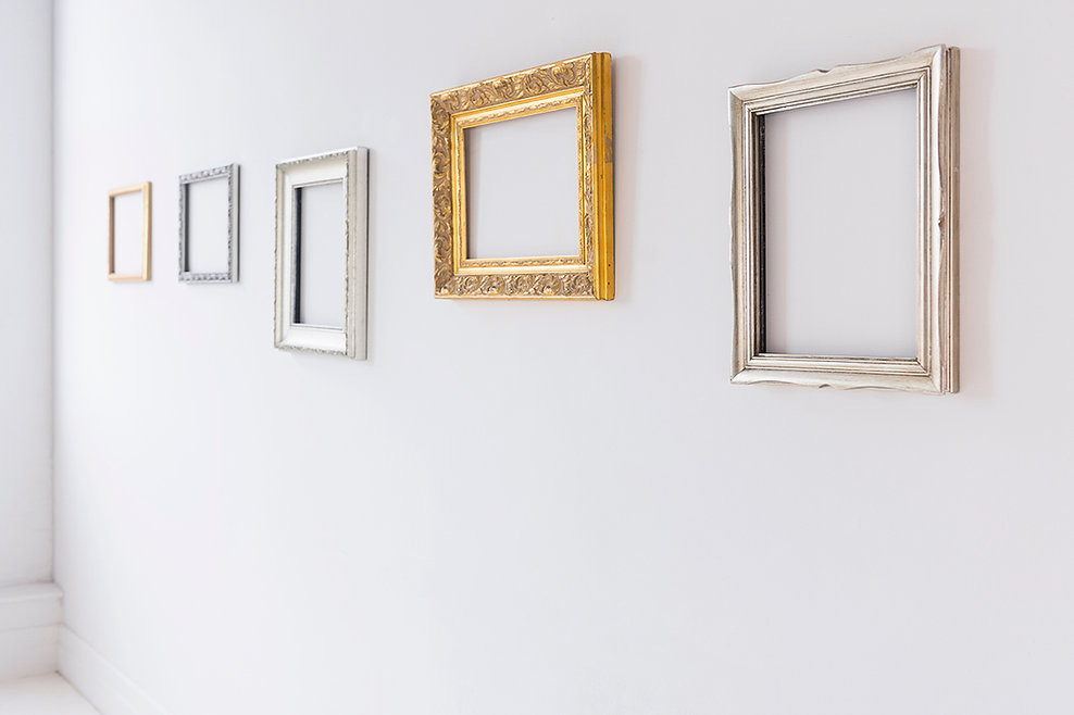 Frames on the Wall