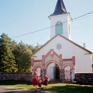 Life, death and preserving tradition on an Estonian island of only a few hundred people