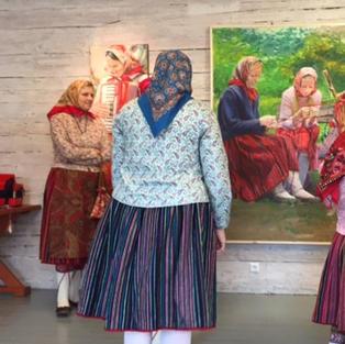 The Ladies of Kihnu Island