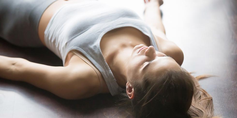 Séance de Yoga Nidra avec Anne