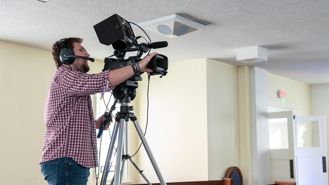 Starkville FUMC TV Ministry