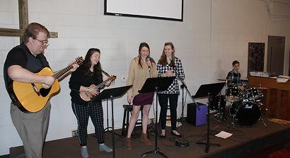 Youth Praise Band.JPG