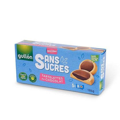 Tartelettes au chocolat - Sans Sucres