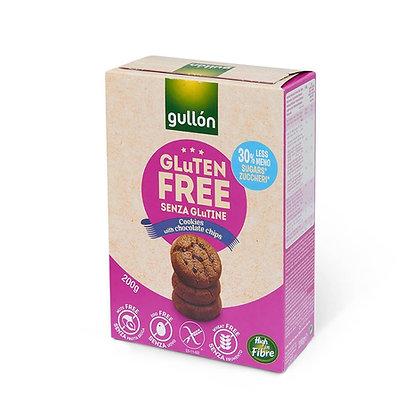 Petits biscuits tout chocolat - Sans Gluten