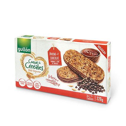 Avoine et Chocolat Fourrage Chocolat - Coeur de Céréales