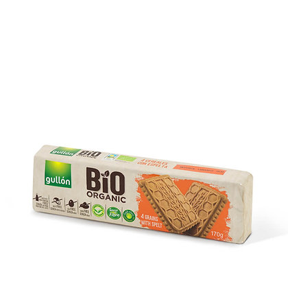 Bio organic Céréales et épeautre