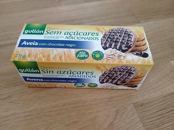 Sans Sucres Ajoutés Avoine et chocolat noir