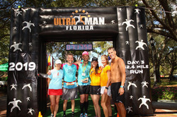 Chris McDonald wins Ultraman Florida