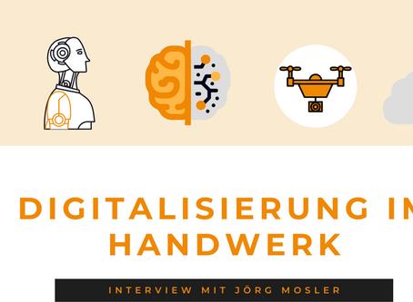 Das Handwerk im Wandel - Interview mit Experte Jörg Mosler