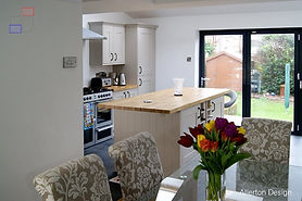 Interior Kitchen Extension
