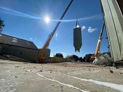 Installation of a 200 ton silo 2.JPEG