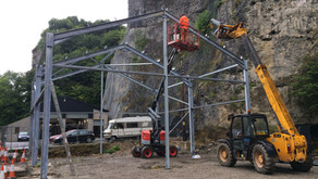 Fabrication & Erection of a New Building
