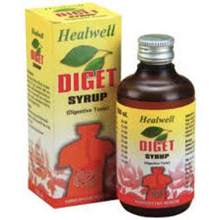 Healwell Diget Syrup