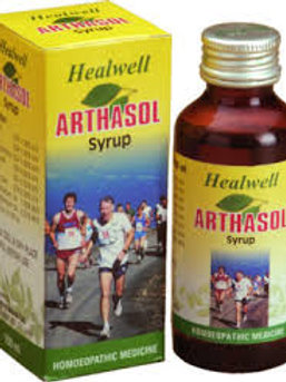 Healwell Arthasol Syrup (for joints and muscular pain)