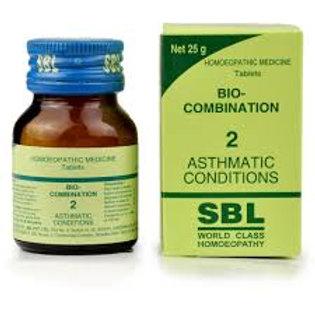 SBL Bio-combination 2 (BREATHLESSNESS)