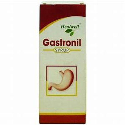 Healwell Gastronil Syrup(gas,acidity,indigestion)