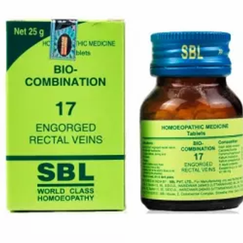 SBL Bio-combination 17(engorged rectal veins)