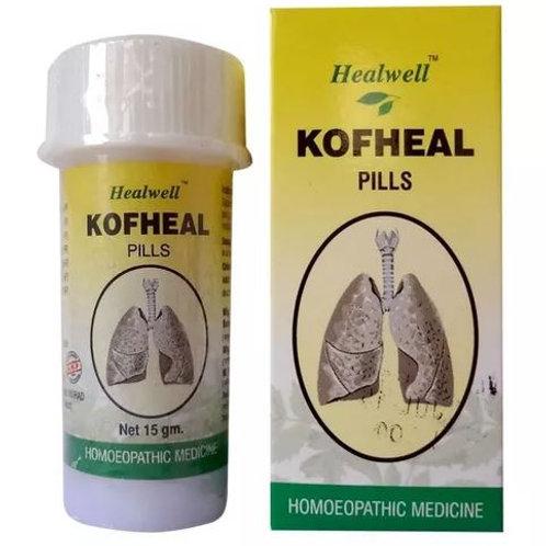 Healwell KOFHEAL Pills (for cough)