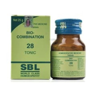 SBL bio-combination 28 (TONIC)