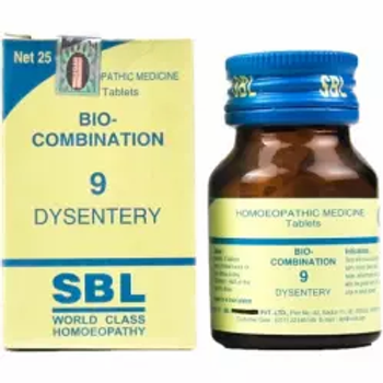 SBL Bio combination 9 (dysentery)